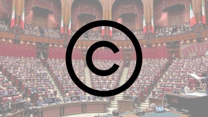 Recepimento Direttiva Ue copyright